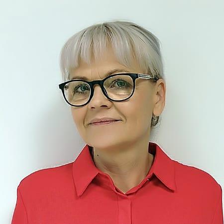 Portrait Frau Hebisch