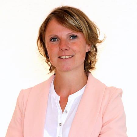 Portrait Frau Voigt