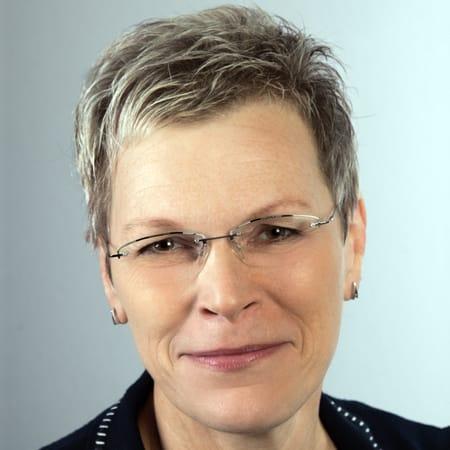 Portrait Frau Spangenberg