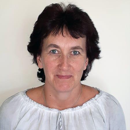 Portrait Frau M. Sickert