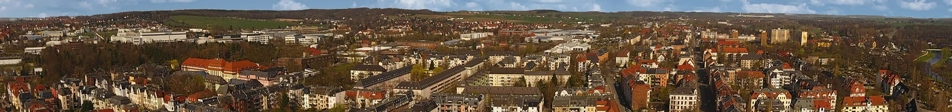Schütz Zahntechnik in Zwickau.