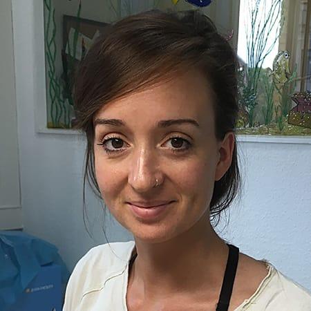 Potrait Frau Erdenberger